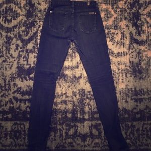 7 For All Mankind The Skinny Dark Wash Jean